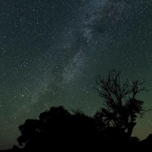 Milky Way from Douglas WY
