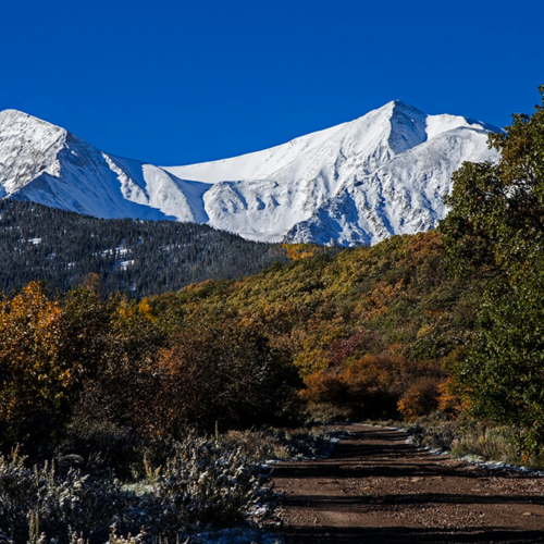 Mount Sophis and Road