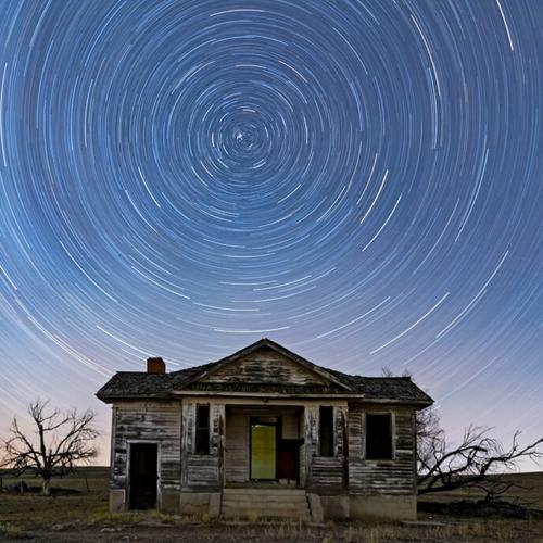 Pawnee Valley School and Star Wheel