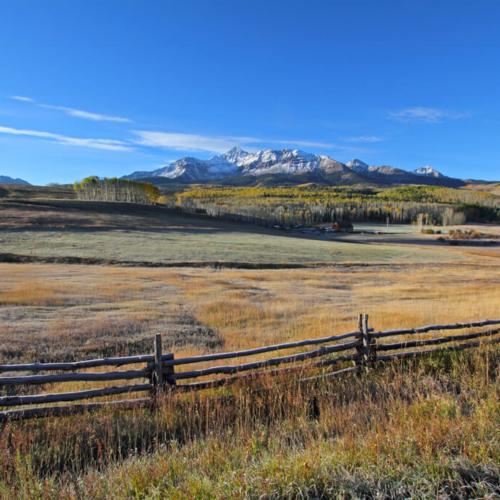 Schmid Ranch and Wilson Peak