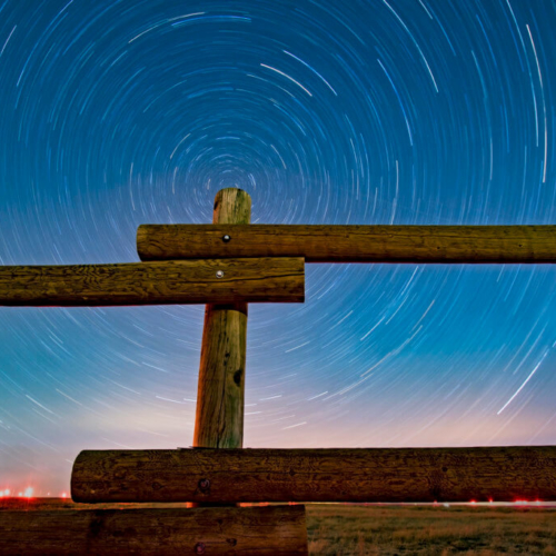 Star Wheel and Fence 2