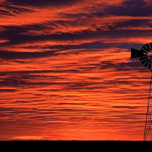 Sunrise at Pawnee Grasslands 72p