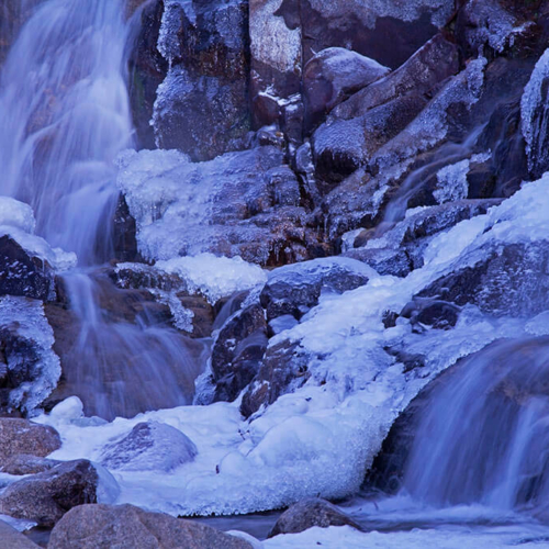 Waterfall Alluvial Fan RMNP